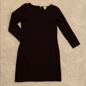 Long sleeve Jcrew dress